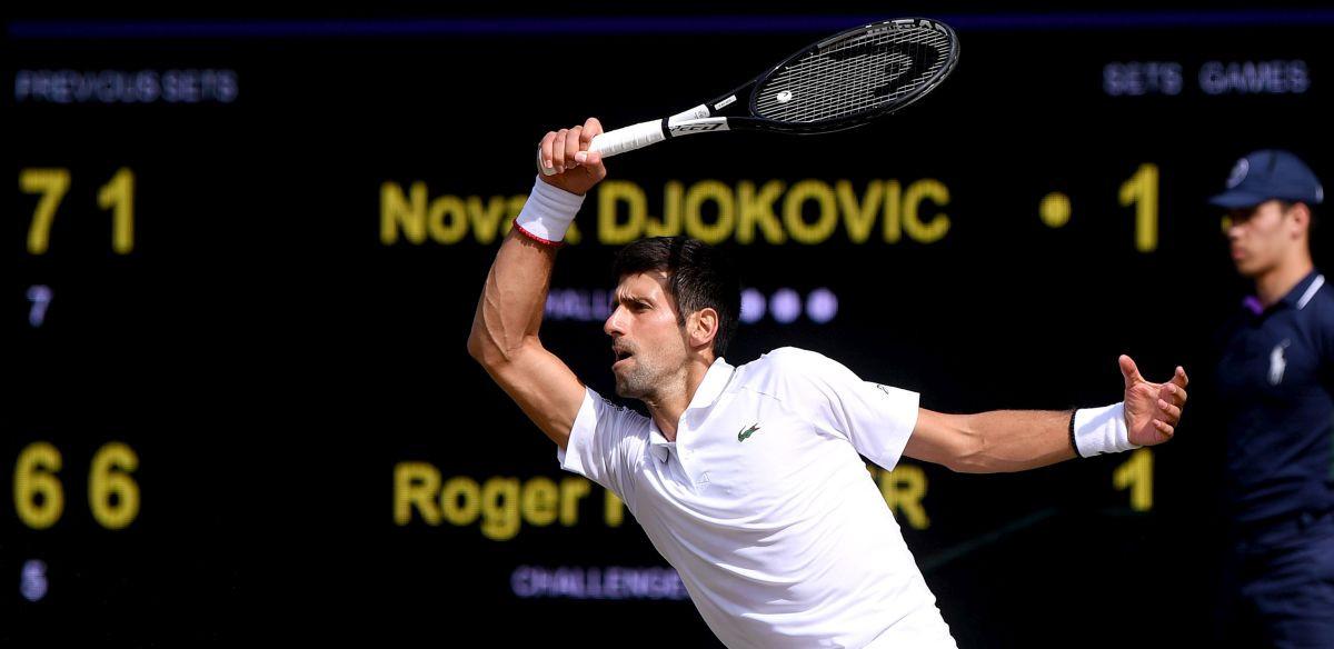 Nevjerovatna borba titana: Novak Đoković savladao Rogera Federera i osvojio Wimbledon!