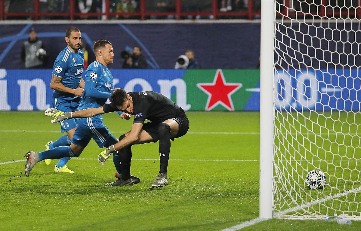 Bayern i Juventus pobijedili Olympiakos i Lokomotiv