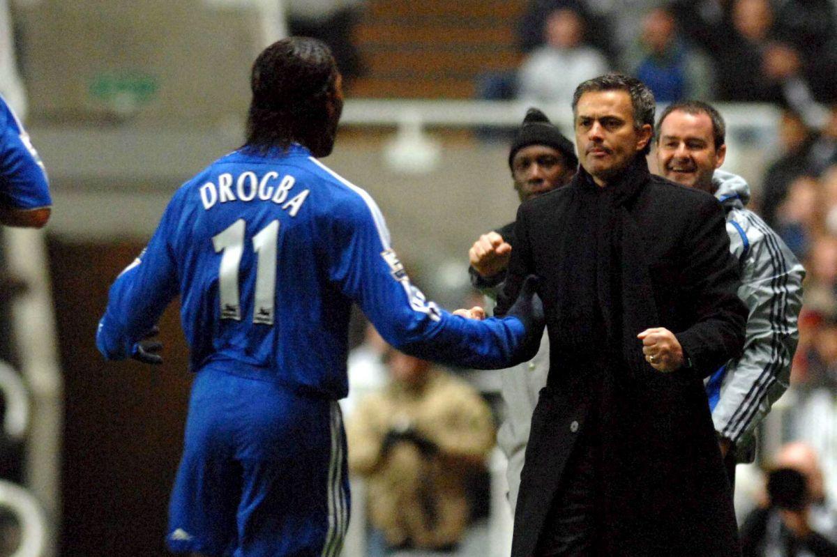 Mourinha je samo on zaludio: Došao sam u Chelsea i samo jednom ponovio da želim Didiera Drogbu