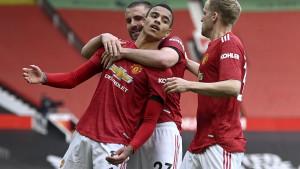 Greenwood junak Manchester Uniteda protiv Burnleyja