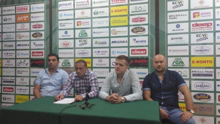 RK Bosna Visoko: Ove sezone želimo napraviti iskorak u rezultatima