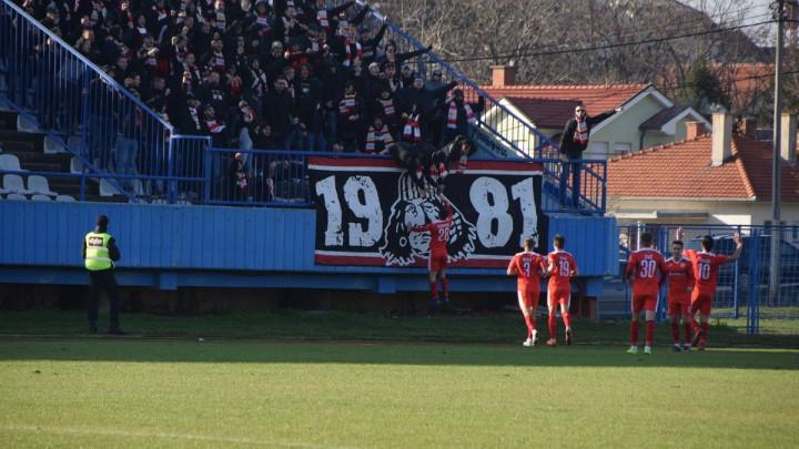 Dudić: Hvala i ovim navijačima, valjalo je putovati šest sati iz Mostara