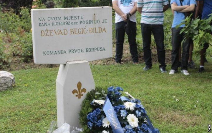 Prije 25 godina poginuo je legendarni Dževad Begić Đilda