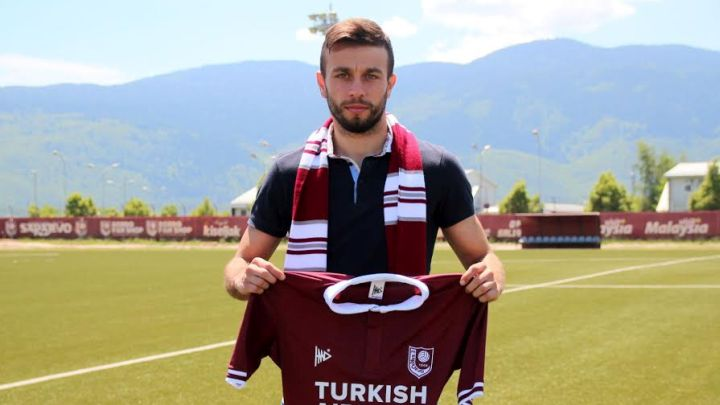 Službeno: Sarić potpisao za Sarajevo