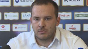 Vico Zeljković: Ne bih više o prošlosti, pred nama je krucijalan zadatak - plasman na EP