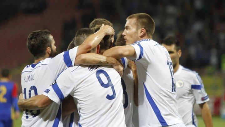 BiH u nervoznoj utakmici lako slavila protiv Andore