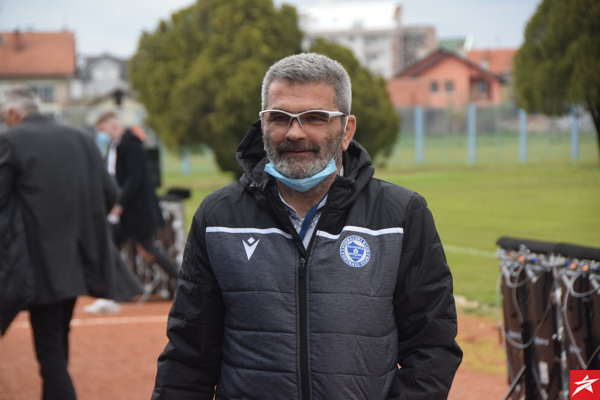 Slišković zadovoljan zalaganjem ekipe: Nismo ispunili cilj, ali momci su odradili zadatke