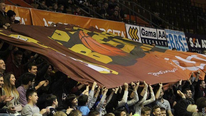 Iz Bosne pozvali navijače na podršku protiv Igokee