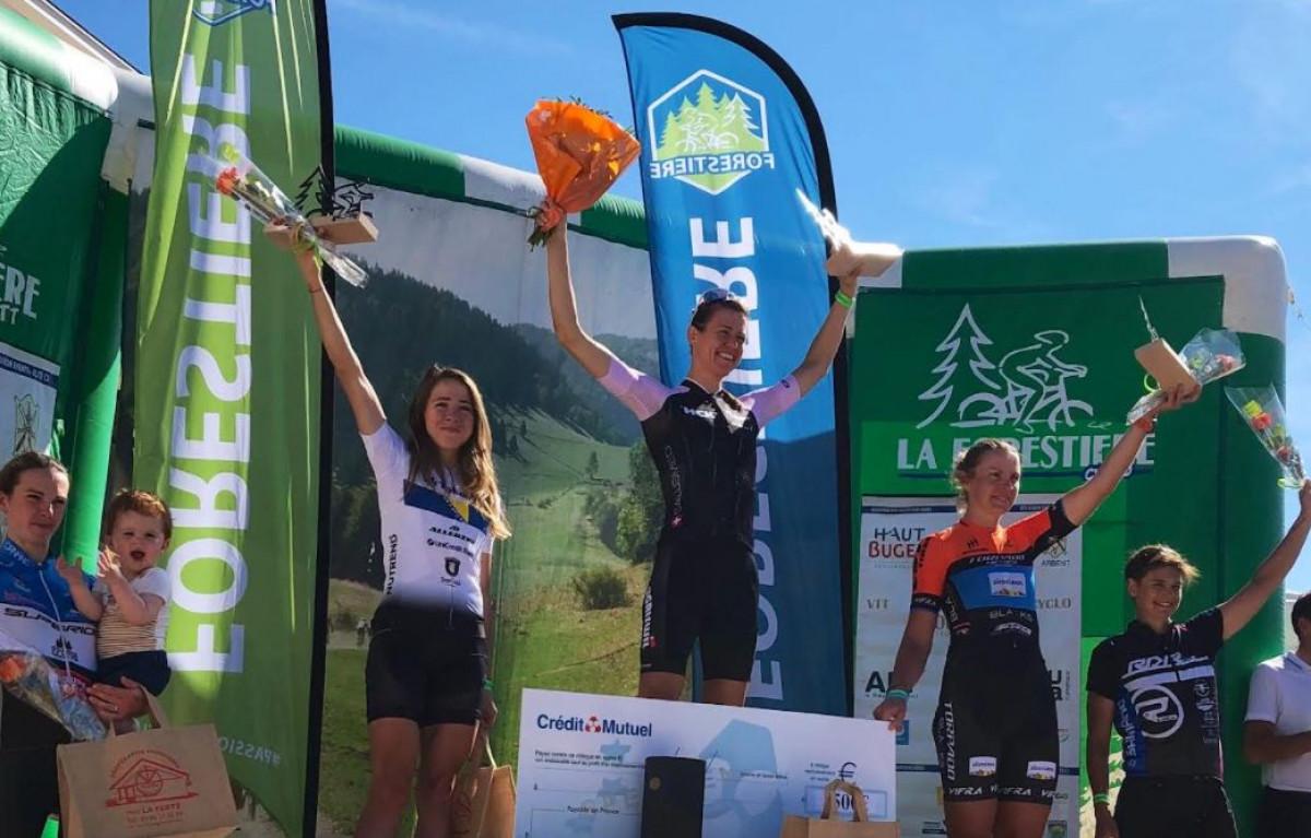 Lejla Tanović osvojila 2. mjesto na Marathon Series utrci u Francuskoj