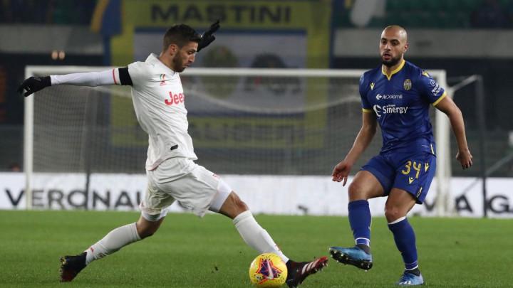 Juventus je u Veroni izgledao očajno i zasluženo je izgubio!