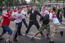 Poljski huligani napali igrače izraelskog Hapoela