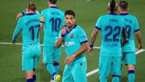 Suarez riješio gradski derbi, Espanyol ispao u drugu ligu