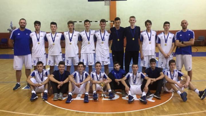 Pioniri i juniori Sparsa prvaci Kantona Sarajevo