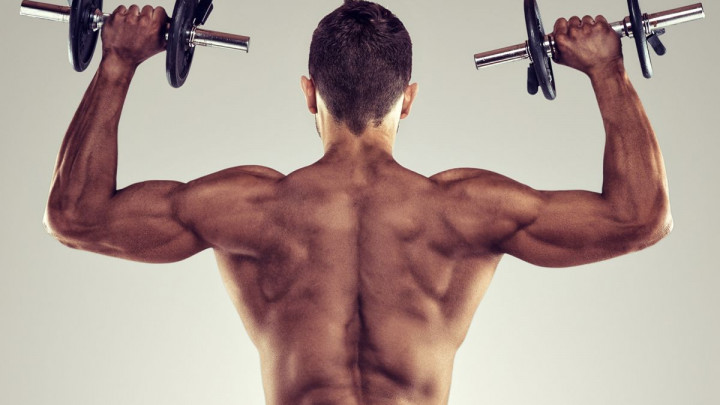 V-oblik tijela i vježbe: Grupe mišića na čiji razvoj se posebno treba fokusirati<