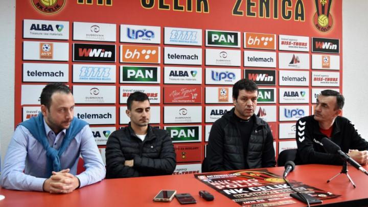 Arslan: Imam mnogo problema sa sastavljanjem ekipe, želimo pobjedu na oproštaju od navijača