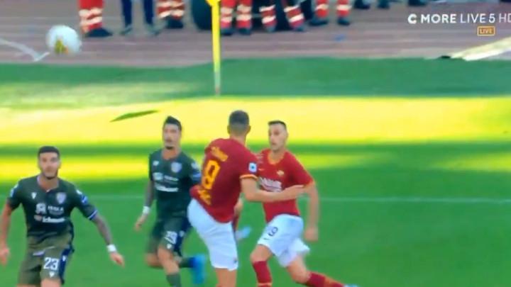 Pogledajte kako je Roma ostala bez pobjede: Džeko je sjajno asistirao za Kalinića, ali...