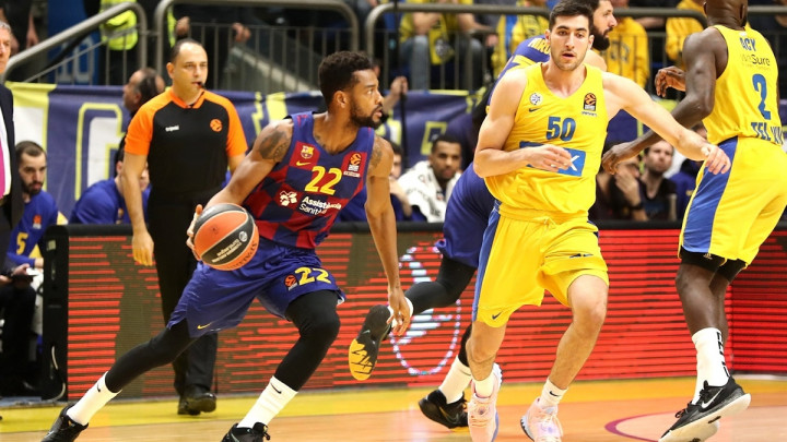 U derbiju večeri Eurolige Maccabi nadigrao Barcelonu