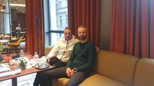 Obuća na kafi sa Petevom: On ima želju da bude selektor BiH, vjerujem da je dobar izbor!