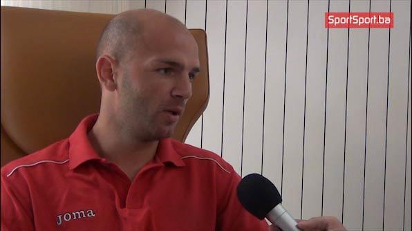 Kuduzović: Sretan sam što ću opet igrati pred Robijašima