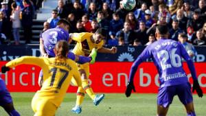 Barcelona nakon preokreta savladala Leganes