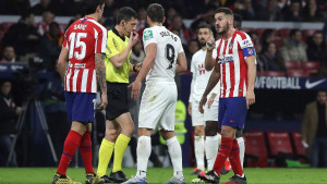 Atletico Madrid se vratio na pobjednički kolosijek