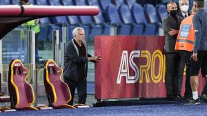 Suspendovan Jose Mourinho!