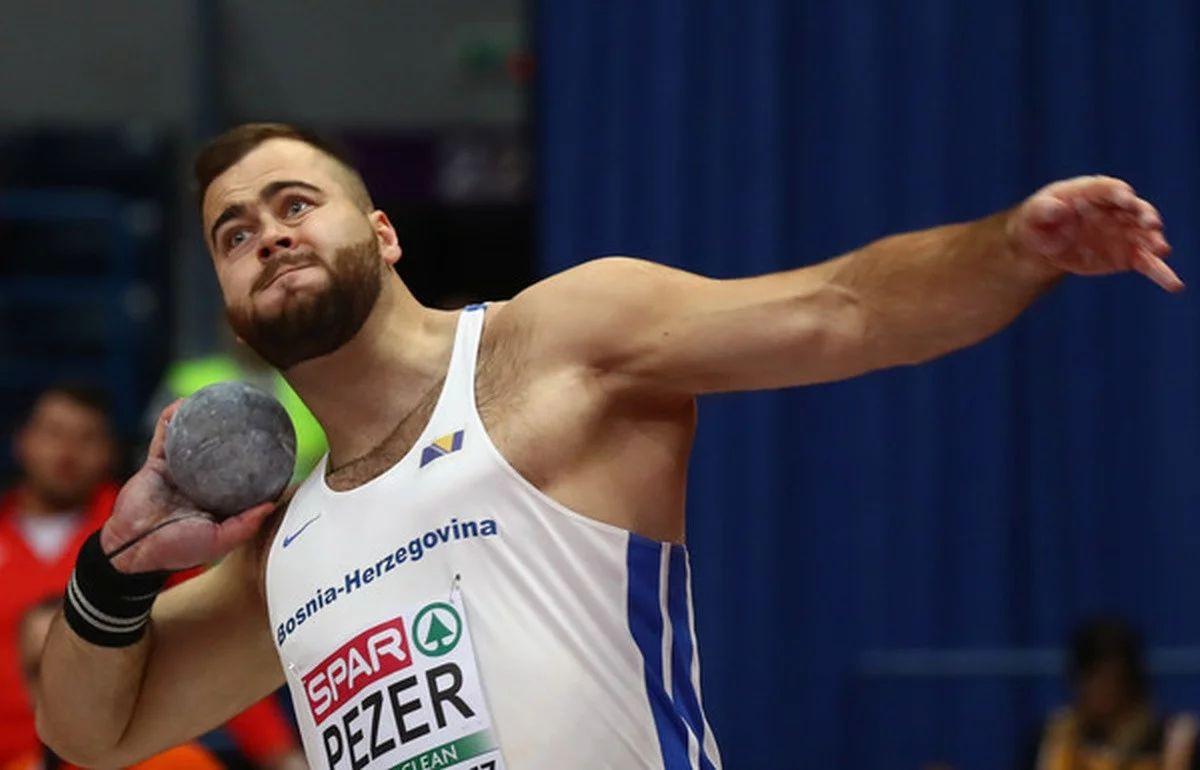 Pezer prvi na atletskom mitingu u Bottropu