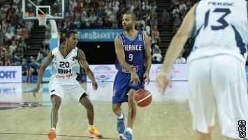 Francuzi nadigrali bh. košarkaše