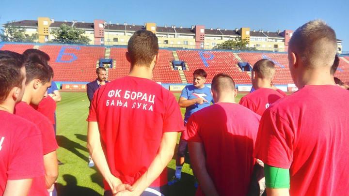 FK Borac: Nepravda koju smo doživjeli dala nam je još jači motiv