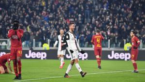 Juventus očitao lekciju Romi i plasirao se u polufinale Kupa Italije
