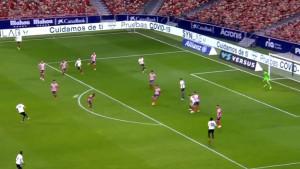 Gol sezone večeras smo vidjeli na meču Atletica i Valencije