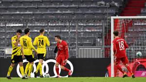 Veliki njemački derbi u znaku Lewandowskog i Haalanda: Bayern pokazao šta znači biti šampion