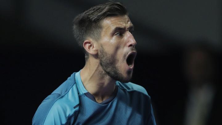Džumhur: Mentalna snaga? Ne mogu biti kao Federer