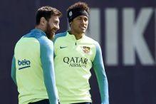 Enrique: Neymar se mora naučiti kontrolisati