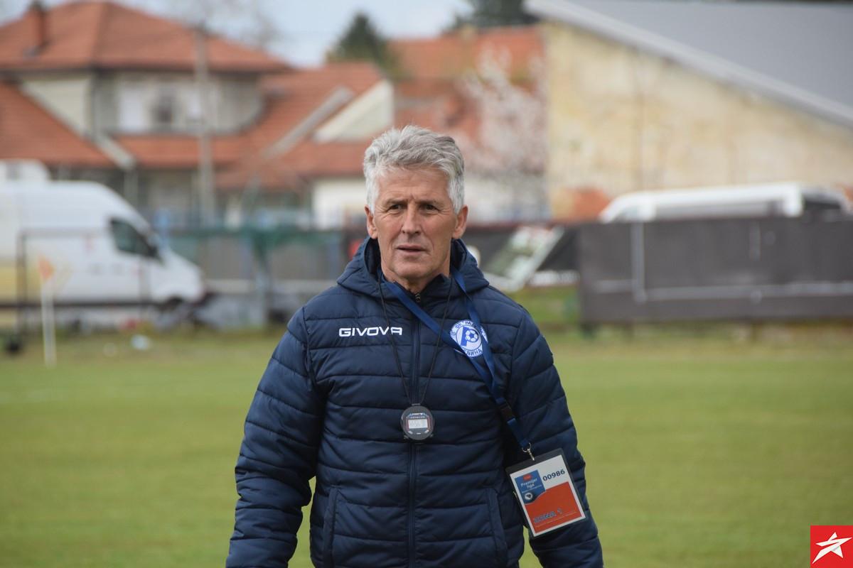 Borković zadovoljan bodom protiv Željezničara: Sasvim zasluženo!