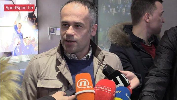 Dalibor Šilić: Nadamo se polufinalu