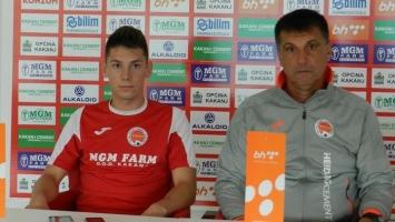 Rahimić: Idemo po prvu gostujuću pobjedu u sezoni