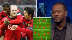Patrice Evra izabrao najbolji tim fudbalera s kojima je igrao i sve iznenadio