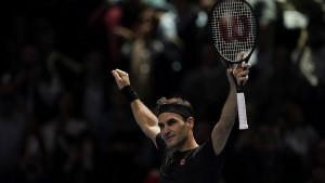 Federer nakon velike pobjede: Moj plan igre je funkcionisao perfektno