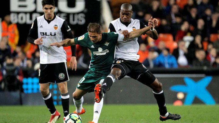 Valencia golovima Rodriga i Zaze stigla do pobjede protiv Betisa