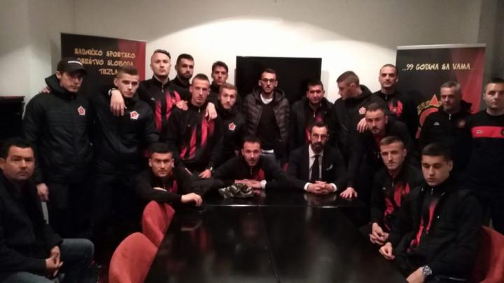 Iz Slobode uputili apel: Ugrožena je sigurnost igrača i trenera Nalića