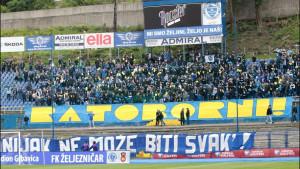 Kažnjeni Sarajevo, Zrinjski, Željezničar...