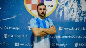 Serdarušić se vratio u HŠK Posušje