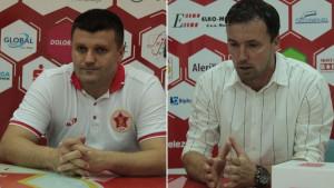 Dudić: Radovac vjerovatno izgubljen za AEK; Ćorić: Sretno Veležu u četvrtak!