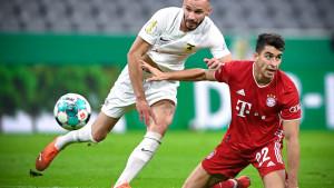 """Bayern na Allianz Areni bio gost, nije imao problem protiv """"zanatlija"""", igrao i jedan bh. fudbaler"""