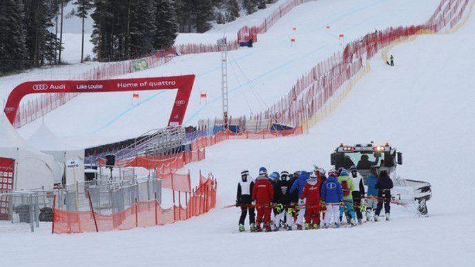 Mladi skijaš poginuo tokom treninga spusta u Lake Louisu