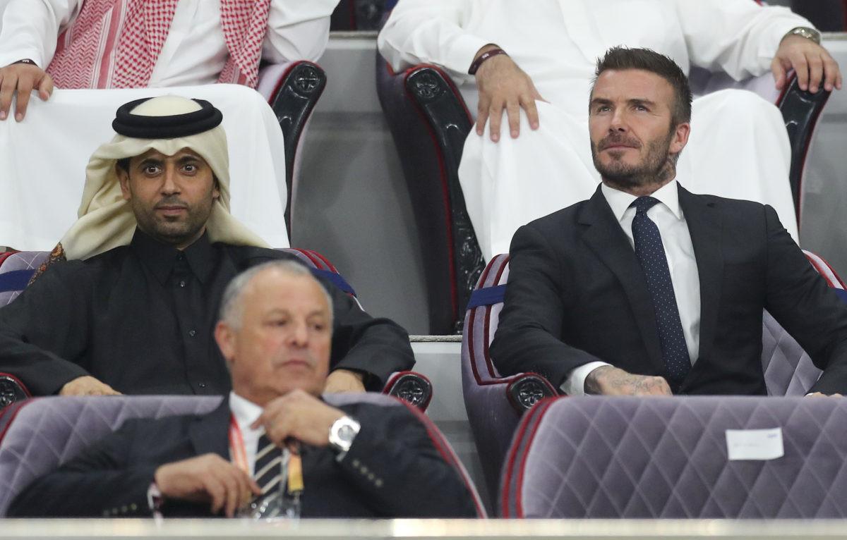 Beckham potpisao ugovor: Za tri sezone 45 miliona eura, a njegovo je da - ne radi ništa!