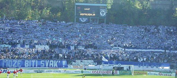 Premijer liga BiH na 98. mjestu u svijetu