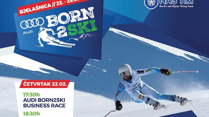 Skijaški spektakl na Bjelašnici okupio 130 takmičara iz 30 kompanija