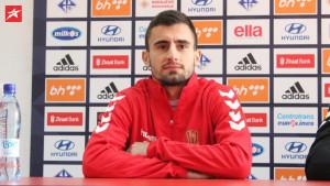Grahovac: Uz maksimum svih igrača koji dobiju šansu vjerujem u pobjedu za kraj uspješne sezone